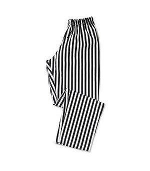 Black & White Chef Pants Supplier in UAE