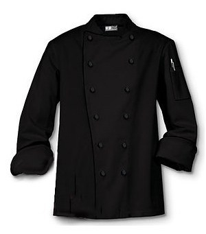 Double-breasted jacket of the Chef